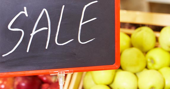 Find the final markdowns and clearance | mediaphotos/Getty Images