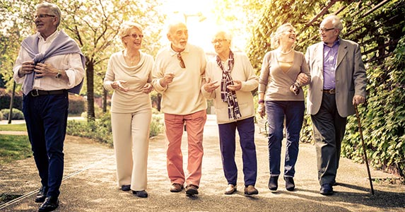 70s and older: Long-term care, financial fraud © oneinchpunch/Shutterstock.com