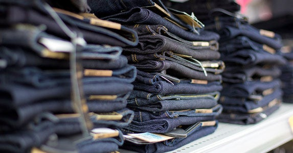 What to buy: Name-brand clothing | iStock.com