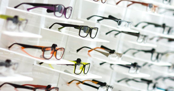 What to buy: Glasses | iStock.com