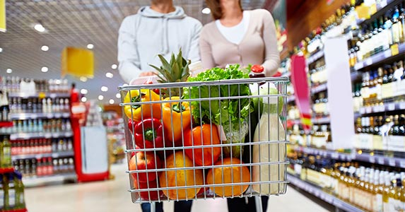 Do your grocery shopping elsewhere © Pressmaster/Shutterstock.com