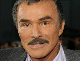 Burt Reynolds © PR Photos