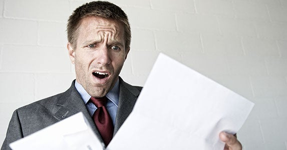 5 terrible tax surprises | iStock.com/PeskyMonkey