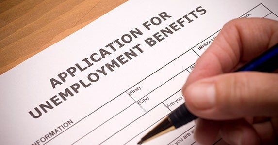 Unemployment benefits | iStock.com/Kirby Hamilton