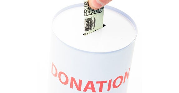 Bogus charitable organizations © docent/Shutterstock.com