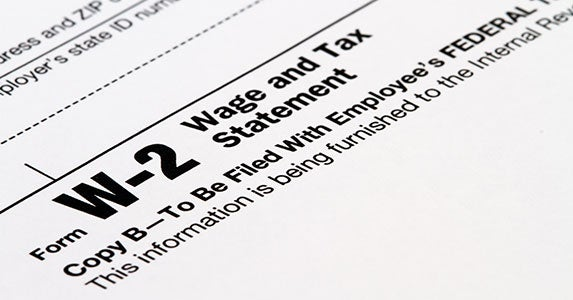 It is called an income tax © Mariusz Blach / Fotolia