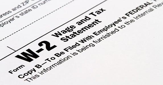 It is called an income tax © Mariusz Blach / Fotolia