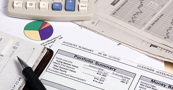 IRS interest in your other assets © Thomas M Perkins/Shutterstock.com