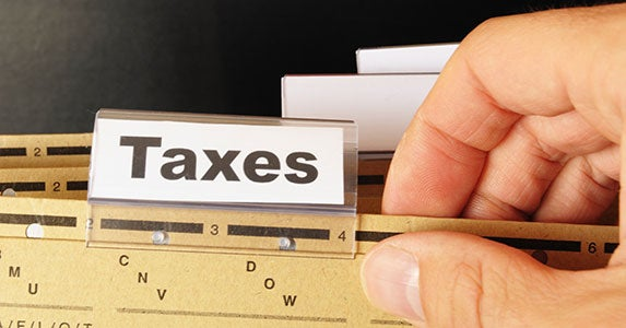 how to keep your bills organized for taxes