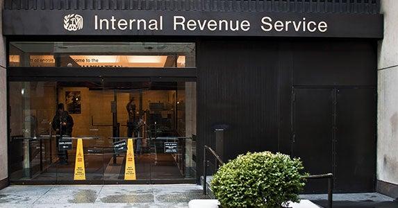IRS regulations in force © Andrew F. Kazmierski/Shutterstock.com