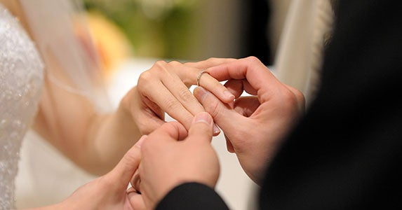 Getting married © MNStudio / Fotolia