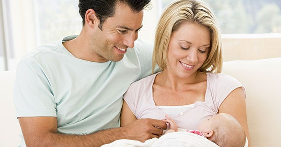 Having children © Monkey Business / Fotolia