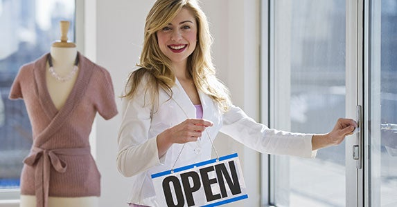 Starting a business © dgrilla / Fotolia