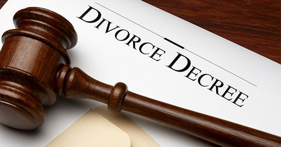 Dealing with divorce © Jim Barber / Fotolia