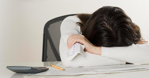 Afraid I can't do my taxes myself | Tetra Images/Getty Images