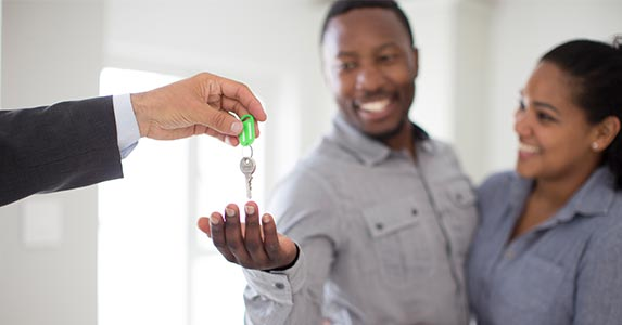 Buying a home | Resolution Productions/GettyImages