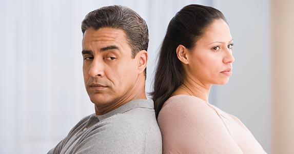 Dealing with divorce | Jose Luis Pelaez Inc/GettyImages