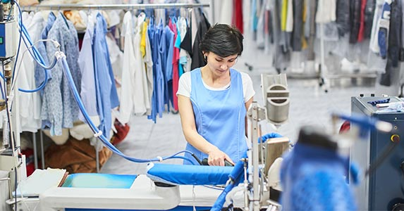 Don't deduct dry cleaning, but …   amixstudio/Shutterstock.com