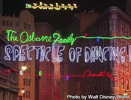 A legacy in lights at Disney World