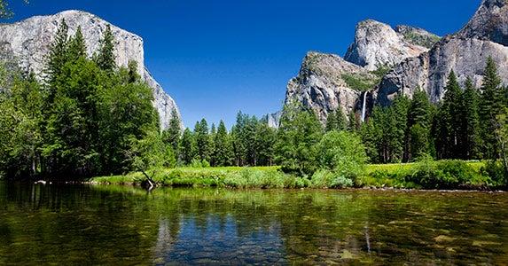 Yosemite National Park © iStock