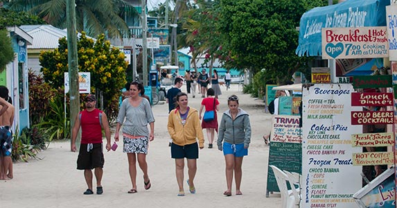 Being gay can be a crime in Belize | Stephen J. Boitano/Getty Images