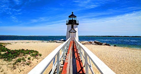 Cape Cod and Martha's Vineyard, Mass. | Lisa Cranshaw/MomentOpen/Getty Images
