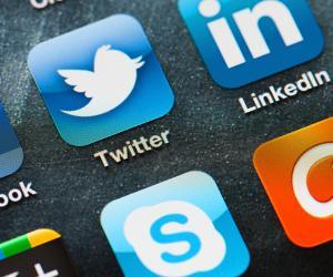 Social media apps © iStock