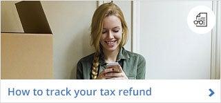 How to track your tax refund | nensuria/iStock.com