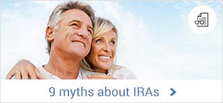 9 myths about IRAs