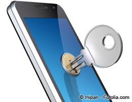 Create a device password