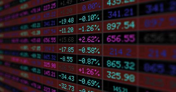 Stock market display | iStock.com/blackdovfx