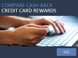 Compare cash-back credit-card rewards