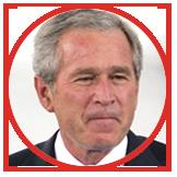 W. Bush, 2001