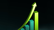 Increasing column graph © iStock