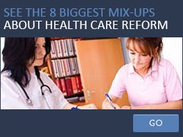 See the 8 biggest mix-ups about health care reform