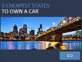 5 of the cheapest states to own a car