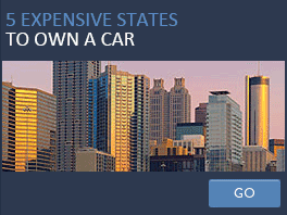 5 of the most expensive states to drive