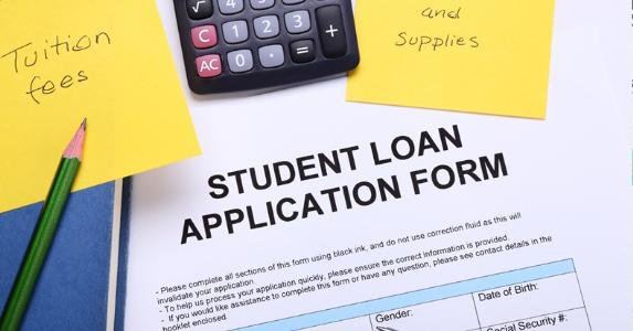 Do This Before You Apply For Student Loans – Students Loan Application Form