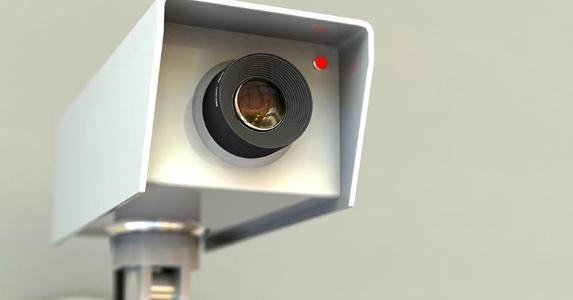 Surveillance camera | mevans/Vetta/Getty Images