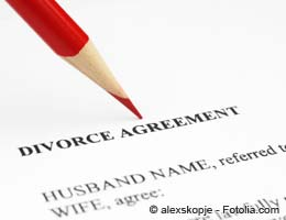 Paying for the divorce