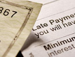 Break bad habits: Pay more than the minimum