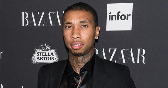 Tyga | Gilbert Carrasquillo/Getty Images