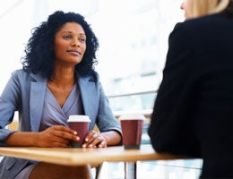 A noticeable change in your boss' behavior toward you