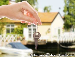 Buy a home or rental property