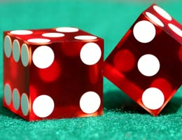 Rolling the dice on distressed properties