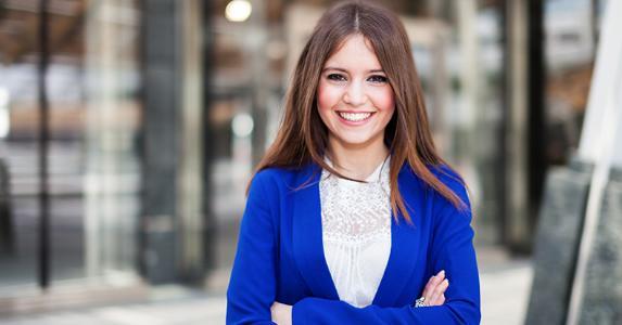 Young teen smiling © Minerva Studio/Shutterstock.com