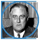 Franklin D. Roosevelt, 1933